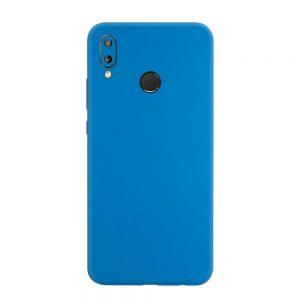 Skin Albastru Mat Huawei P20 Lite