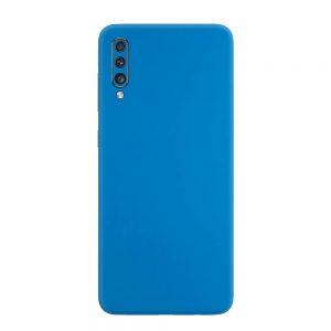 Skin Albastru Mat Samsung Galaxy A70