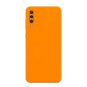 Skin Portocaliu Mat Samsung Galaxy A50