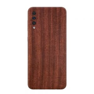 Skin Lemn de Mahon Samsung Galaxy A50