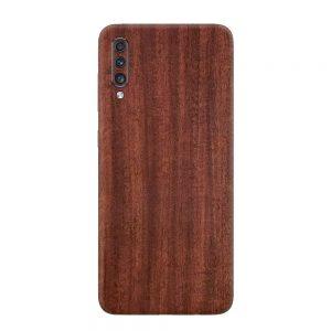 Skin Lemn de Mahon Samsung Galaxy A70