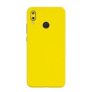 Skin Galben Lucios Huawei P20 Lite