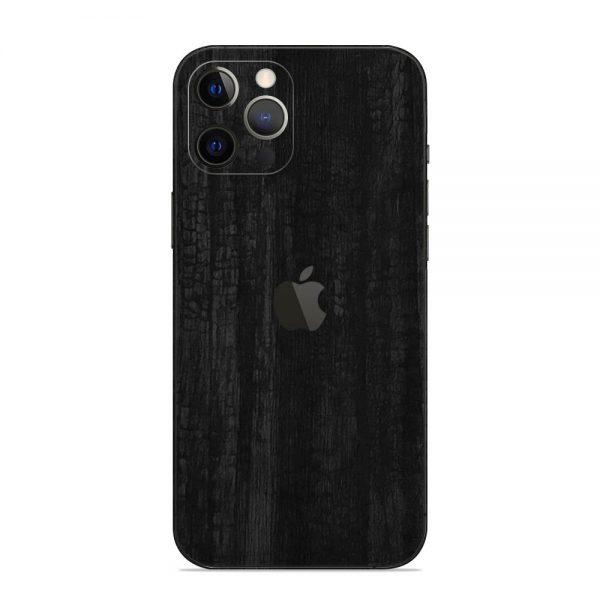 Skin Black Dragonhide iPhone 12 Pro / iPhone 12 Pro Max