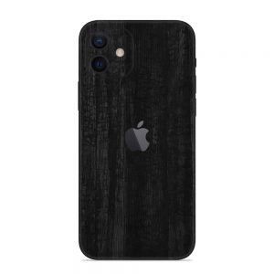 Skin Black Dragonhide iPhone 12