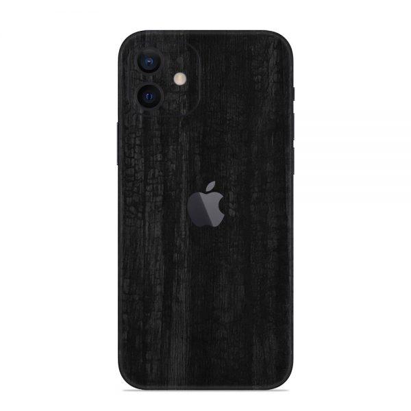 Skin Black Dragonhide iPhone 12