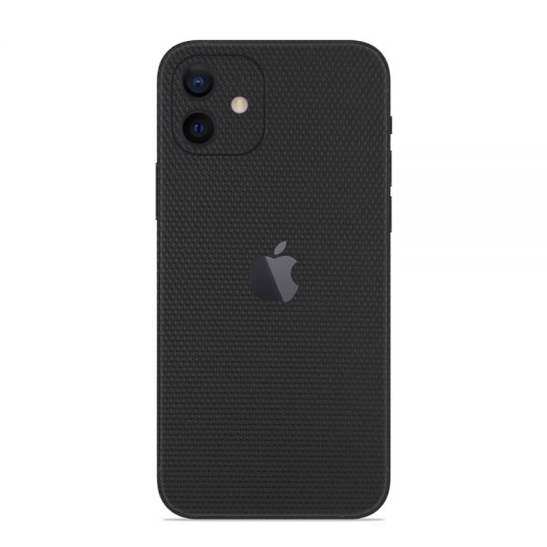 Skin Black Matrix iPhone 12
