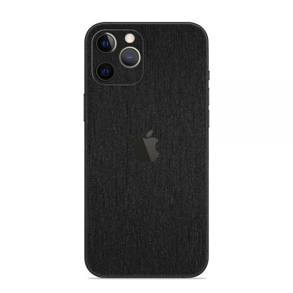 Skin Black Titanium iPhone 12 Pro / iPhone 12 Pro Max