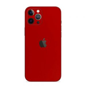 Skin Blood Red iPhone 12 Pro / iPhone 12 Pro Max