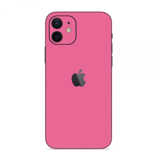 Skin Roz Mat iPhone 12
