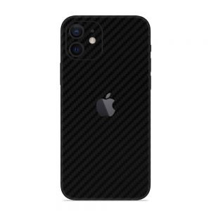 Skin Fibră de Carbon iPhone 12