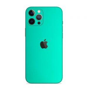 Skin Crom Verde Smarald Mat iPhone 12 Pro / iPhone 12 Pro Max