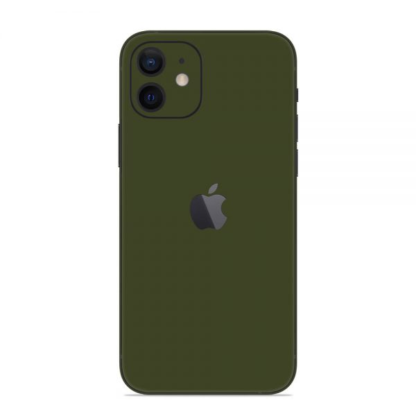 Skin Nato Green Mat iPhone 12
