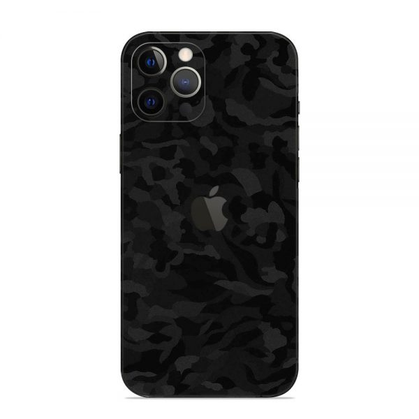 Skin Camuflaj Mat iPhone 12 Pro / iPhone 12 Pro Max