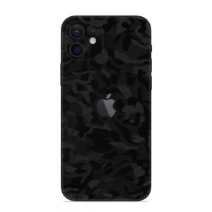 Skin Camuflaj Mat iPhone 12