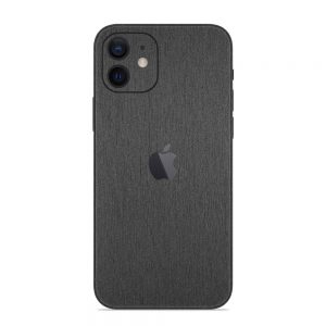 Skin Titanium iPhone 12