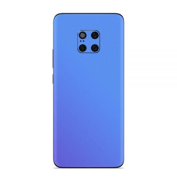 Skin Cameleon Bleu Mov Huawei Mate 20 Pro