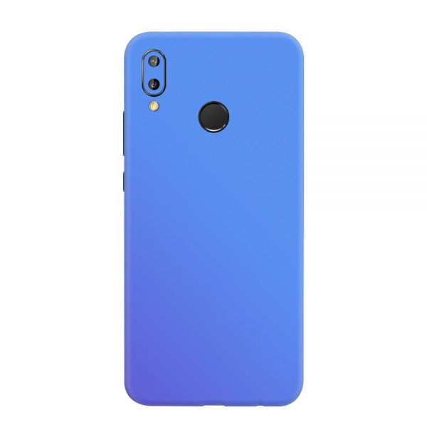 Skin Cameleon Bleu Mov Huawei P20 Lite