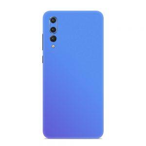Skin Cameleon Bleu Mov Huawei P20 Pro