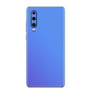 Skin Cameleon Bleu Mov Huawei P30