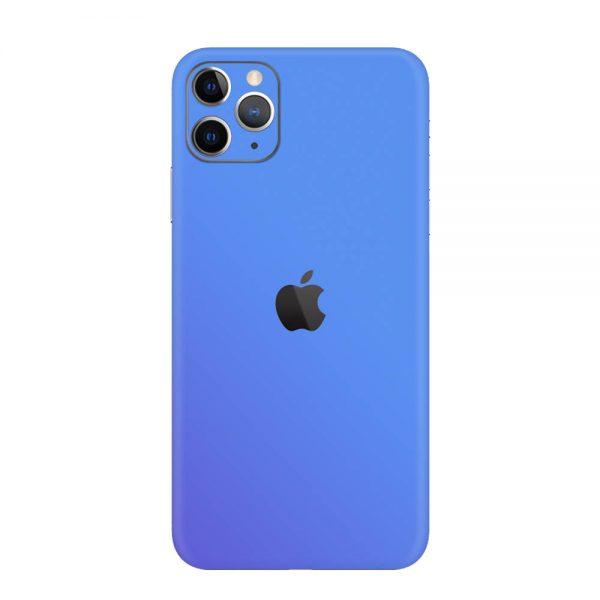 Skin Cameleon Bleu Mov iPhone 11 Pro / 11 Pro Max