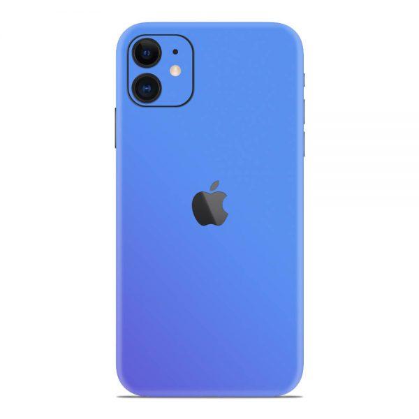 Skin Cameleon Bleu Mov iPhone 11