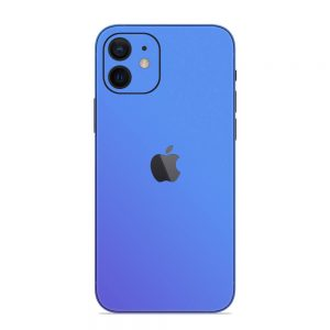 Skin Cameleon Bleu Mov iPhone 12 Mini