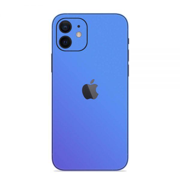 Skin Cameleon Bleu Mov iPhone 12 Mini