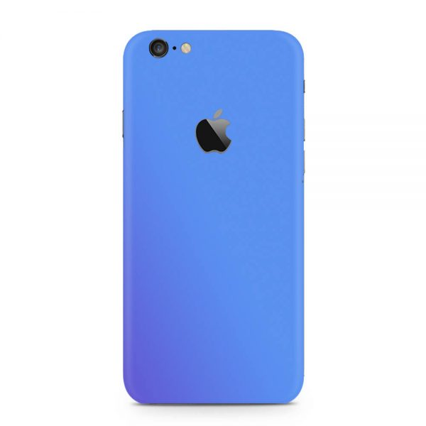 Skin Cameleon Bleu Mov iPhone 6 / 6 Plus / 6s / 6s Plus