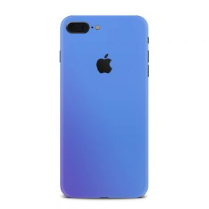 Skin Cameleon Bleu Mov iPhone 7 Plus / iPhone 8 Plus