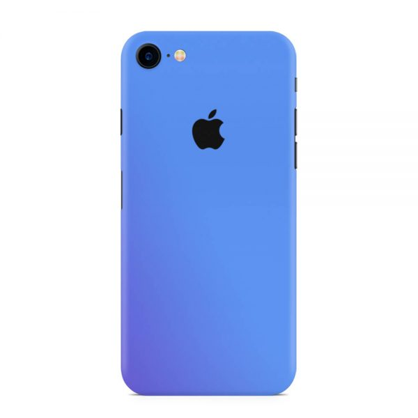 Skin Cameleon Bleu Mov iPhone 7 / iPhone 8