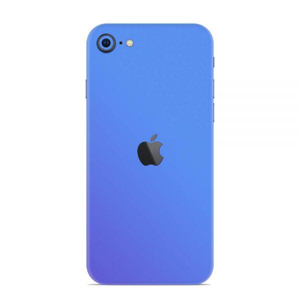 Skin Cameleon Bleu Mov iPhone SE (2020)