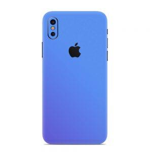 Skin Cameleon Bleu Mov iPhone X / Xs / Xs Max