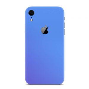 Skin Cameleon Bleu Mov iPhone Xr