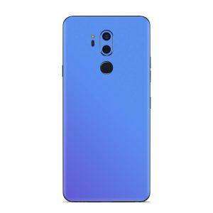Skin Cameleon Bleu Mov LG G7