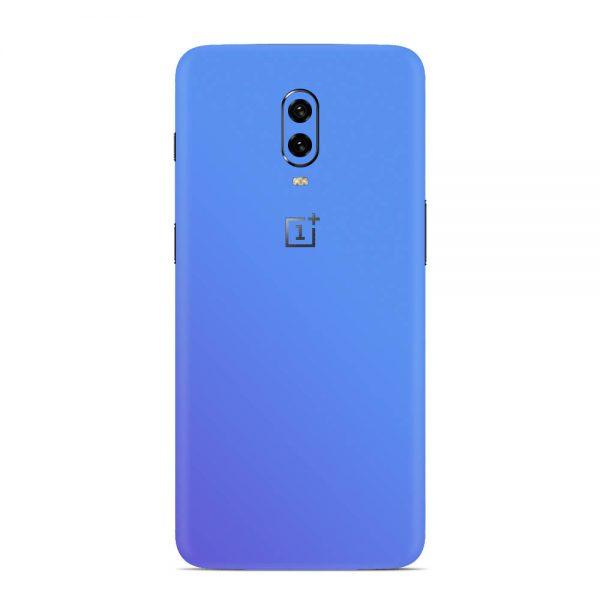 Skin Cameleon Bleu Mov OnePlus 6T