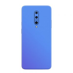Skin Cameleon Bleu Mov OnePlus 7 Pro