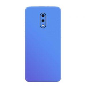 Skin Cameleon Bleu Mov OnePlus 7