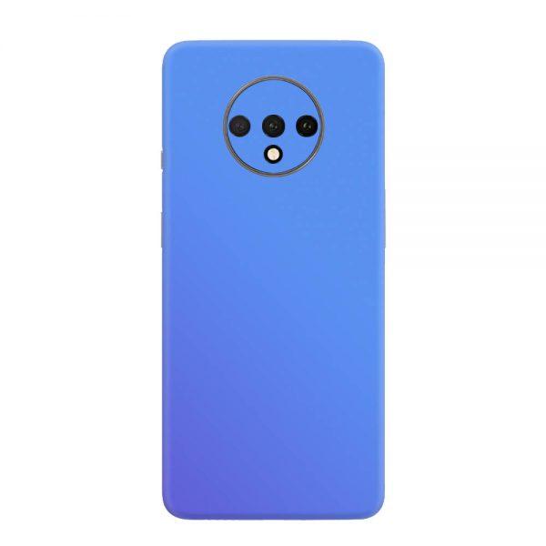 Skin Cameleon Bleu Mov OnePlus 7T