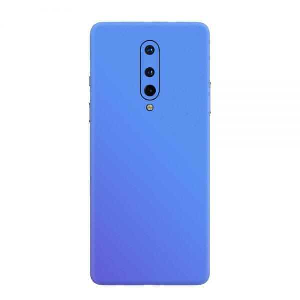 Skin Cameleon Bleu Mov OnePlus 8