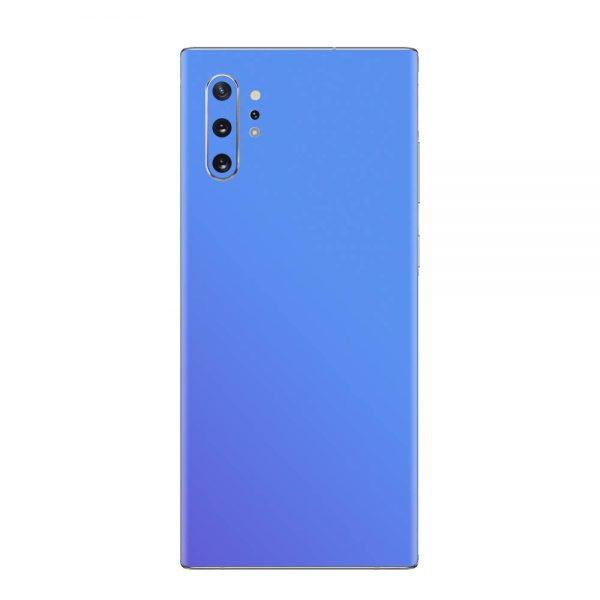 Skin Cameleon Bleu Mov Samsung Galaxy Note 10 / Note 10 Plus