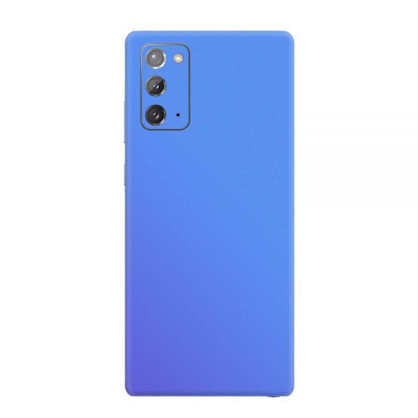 Skin Cameleon Bleu Mov Samsung Galaxy Note 20