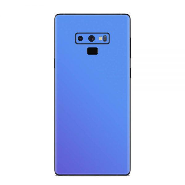 Skin Cameleon Bleu Mov Samsung Galaxy Note 9
