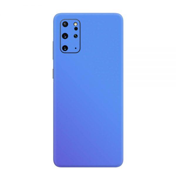 Skin Cameleon Bleu Mov Samsung Galaxy S20 Plus