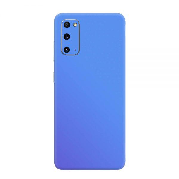 Skin Cameleon Bleu Mov Samsung Galaxy S20