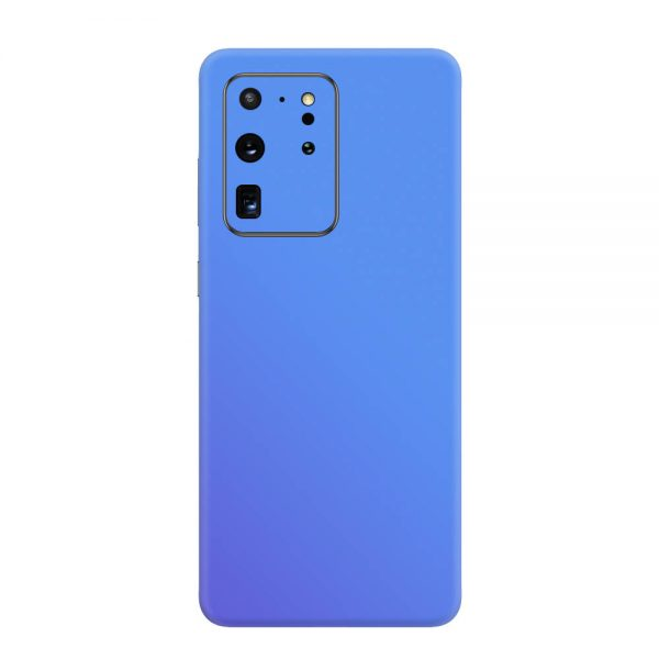Skin Cameleon Bleu Mov Samsung Galaxy S20 Ultra