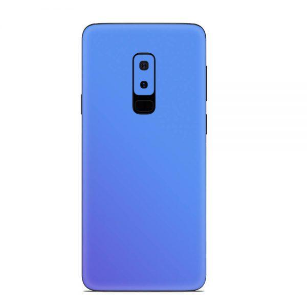 Skin Cameleon Bleu Mov Samsung Galaxy S9 Plus