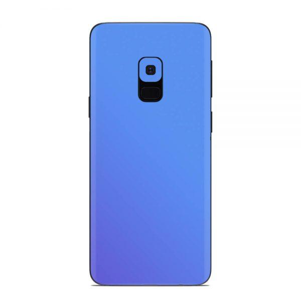 Skin Cameleon Bleu Mov Samsung Galaxy S9