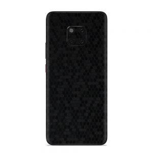 Skin Fibră de Carbon Fagure Huawei Mate 20 Pro