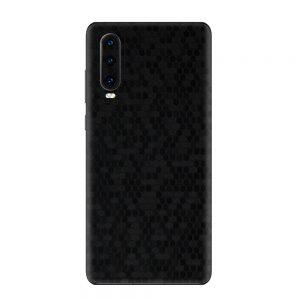 Skin Fibră de Carbon Fagure Huawei P30