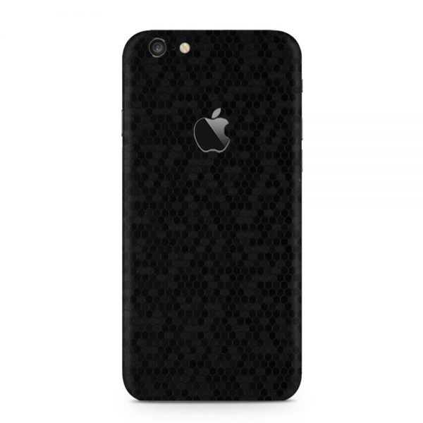 Skin Fibră de Carbon Fagure iPhone 6 / 6 Plus / 6s / 6s Plus
